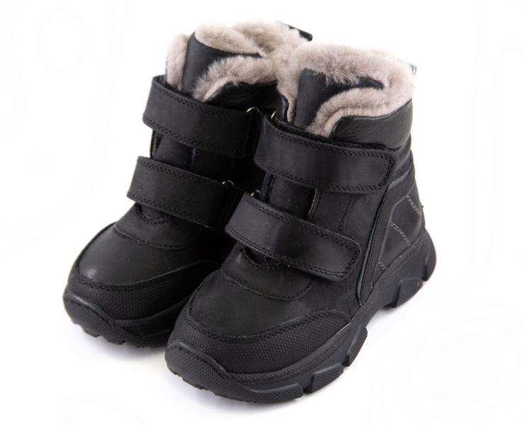 Черевики зимові дитячі ортопедичні Ortofina 122-07